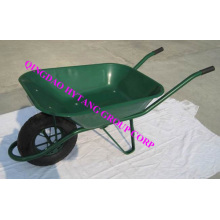 Most popular wheelbarrow with 4.00-8 rubber wheel