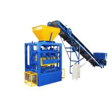 qt4-26c manual block making machine concrete fly ash brick making machine