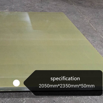 3240 Large Epoxy Laminated Plywood Custom
