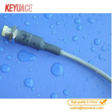 Dual wall adhesive lined 4:1 heat shrinkable tubing