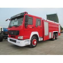 Gute Qualität Wasser Schaum Feuerwehrauto zum Verkauf
