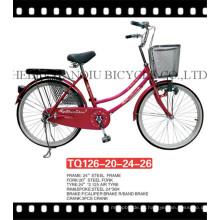Bicicleta da cidade do estilo de Médio Oriente / bicicleta da bicicleta das mulheres