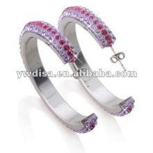 Wholesale Attractive Beautiful Multicolor Stainless Steel Earring With Factory Price