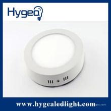 2015 Nouveau design haute qualité 18W rond LED surface panneau de lumière
