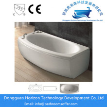 Goods high definition for single side apron tub LUCITE acrylic whirlpool tubs acrylic bathtub supply to United States Exporter
