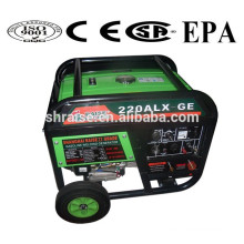 Better Price Portable Diesel welding generator with Military quality standard! Hot!!