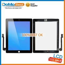 Meilleur prix! pour iPad 4 écran tactile, pour iPad 4 écran tactile, pour l'écran de l'iPad 4, avec toutes les pièces en option