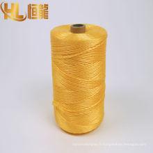 Corde polypropylène torsadée 3 plis 3mm 4 plis