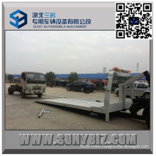 9 Ton Isuzu Full Landing 0 Degree Flatbed Wrecker