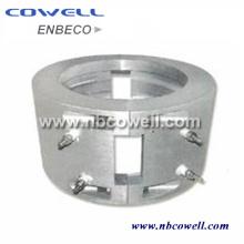 Bande de chauffage en aluminium moulé de qualité supérieure pour extrudeuse