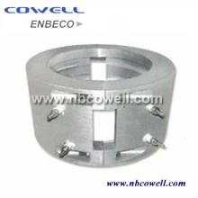 Melhor qualidade de alumínio fundido aquecedor banda para extrusora