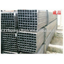BS1387 HOT GALVANIZED SQUARE TUBE