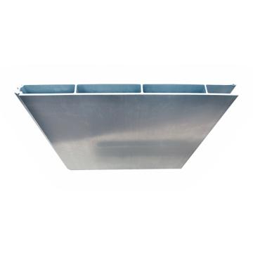Perfiles de extrusión de aluminio / aluminio para aparador