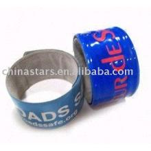 Reflektierende PVC Snap Band