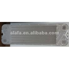APV N35 similaires 316L plaque pour échangeur de chaleur à plaques