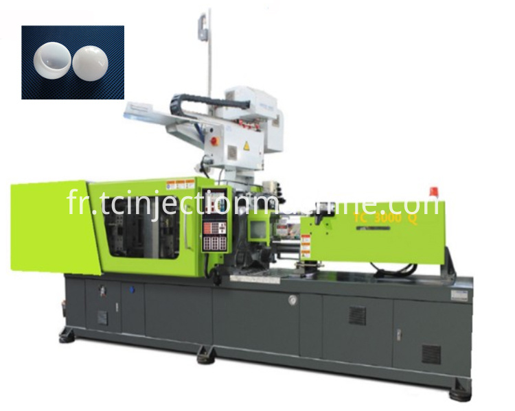 round bulb injection machine