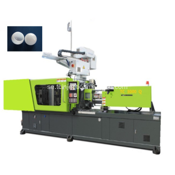 LED-rund Bulb Rotary Blowing Injection Molding Machine