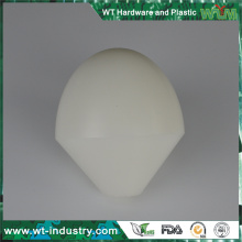 high quality PE material LED UHMW plastic parts makers
