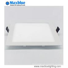 20W 300X300mm Platz Einbauleuchte LED Panel Licht