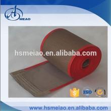 Courroie transporteuse en mousse en téflon à haute température PTFE