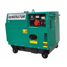 Vereinigen Sie stille Dieselaggregat der Energie-5kVA (UE6500T)