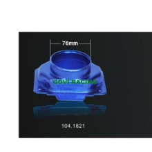 76mm Auto Lufteinlass Adapter CNC Maschinen für Filter