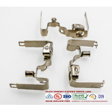 Plug Insert Clips Press Machine and Die Mould Total Solution