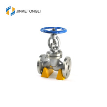 DIN 3202 F1 Gray Cast Iron Flanged Globe Valve Oil Gas Water