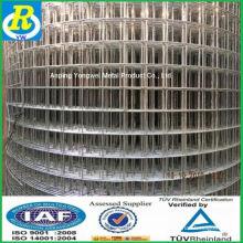 Un treillis métallique soudé en usine de ping factory / treillis métallique de construction / maillage renforcé en acier