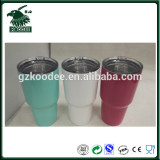 China Manufacturer double wall vacuum insulated 20oz stainless steel tumbler