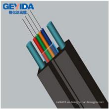 FTTH Cable de cinta de fibra óptica de gota