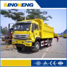 Camión volquete Sinotruk Golden Prince para la minería