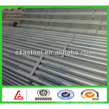 High quality gi round pipe