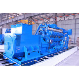 1000kw-4000kw Combustible Heavy Fuel Oil Generator Sets