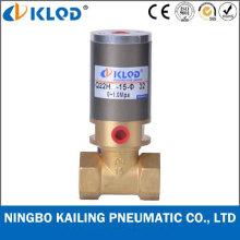 Q22HD-15 2/2 Way Piston Type Brass Material Pneumatic Control Valve