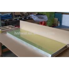 Alta calidad reflectante hoja de aluminio de espejo para material de construcción