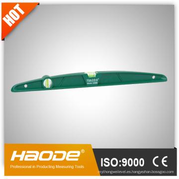 Instrumentos de medida de nivel / niveles de alcohol de puente / Niveles de aluminio fundido para trabajo pesado