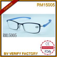 Venta por mayor Italia diseño CE certificación gafas de lectura (RM15005)
