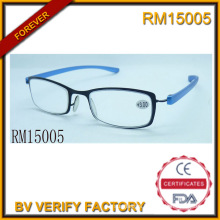 Wholesale Italy Design CE Certification Reading Glasses (RM15005)