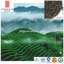 organic green tea private label