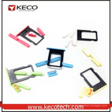 New Replacement for iPhone 5c SIM Card Slot Tray Holder