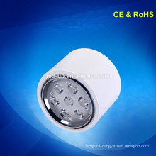Factory price with high quality 230V led surface mounted ceiling down light White
