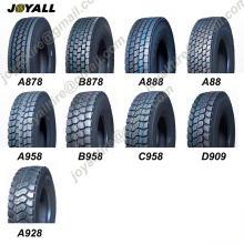 JOYALL JOYUS GIANROI Marke 295 / 75R22.5 China LKW Reifenfabrik TBR Reifen