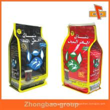 custom moisture proof pastic bag printintg with zipper