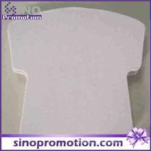 Weiße Qualitäts-PVC-Silikon-Untersetzer-Schalen-Matte
