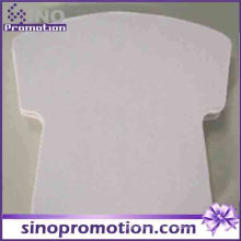 White Alta Qualidade PVC Silicone Coasters Cup Mat