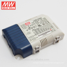 original mean well LCM-25DA multiple stage output current with PFC 25w dali transformer
