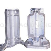 Base de courrier en aluminium forgée adaptée aux besoins du client avec le revêtement de Poeder