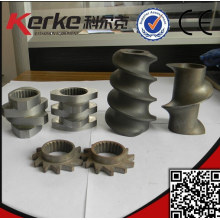 screw elements for twin screw extruder