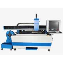 Operación flexible 500w Fiber Laser Cutting Machine
